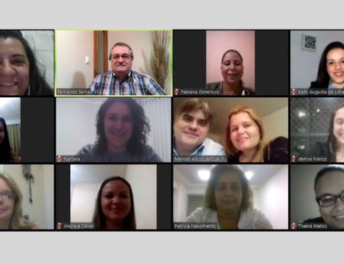 Início da turma 2 de mentoria de Psicólogos in company